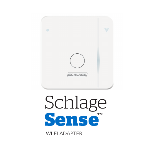 Schlage Lock Br400 Schlage Sense Wi Fi Adapter User Manual