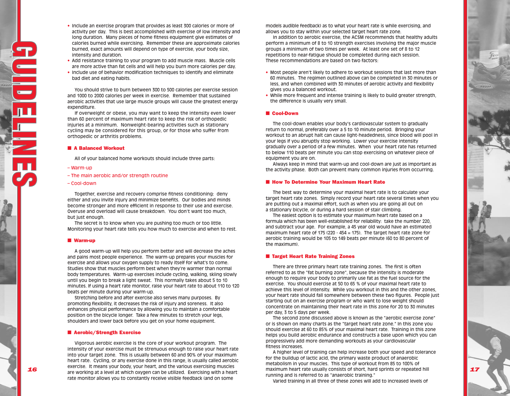 Schwinn 207P Owners Manual 107/207p OM