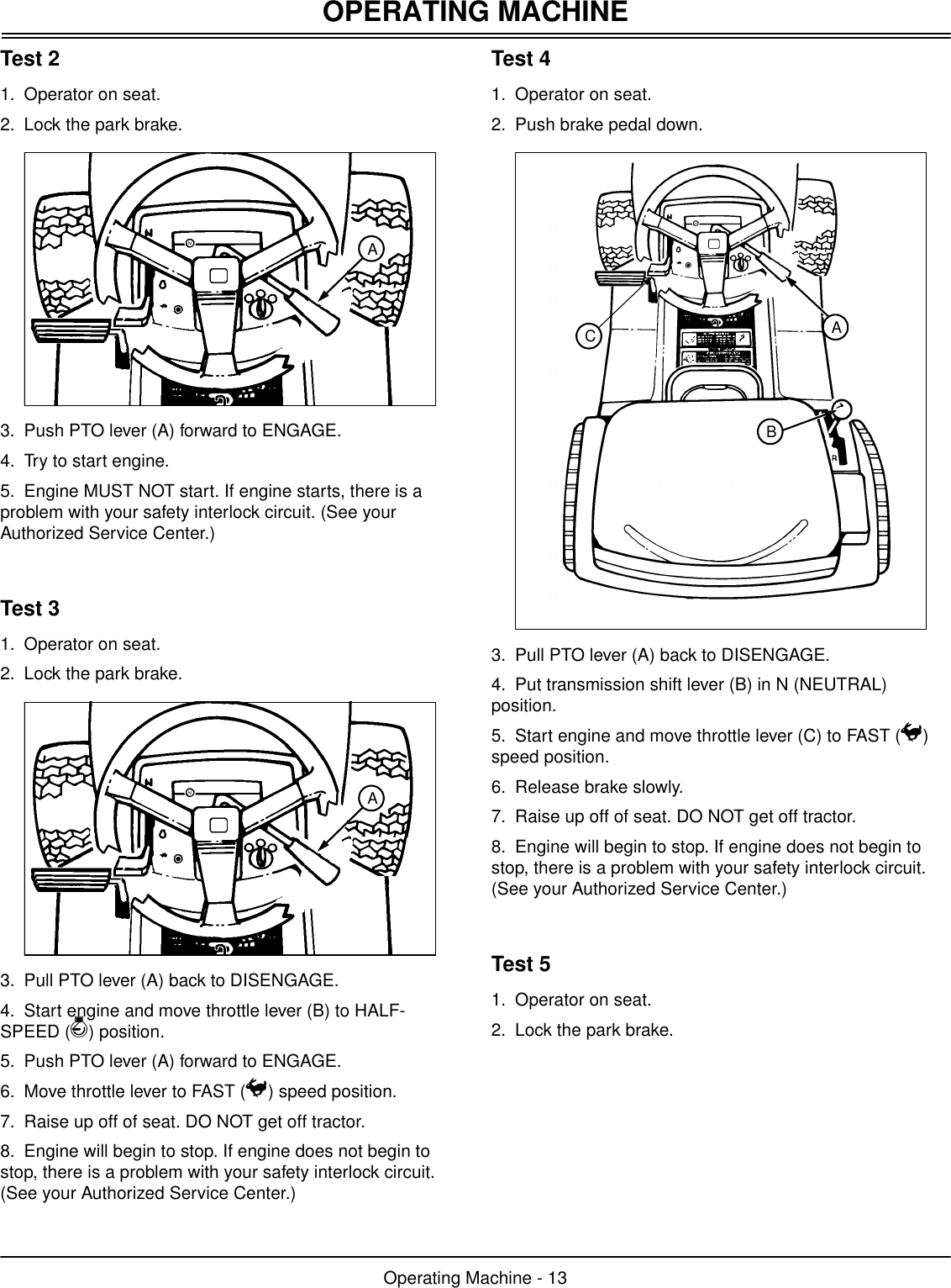 Scotts S1642 S1742 S2046 Operators Manual ManualsLib Makes