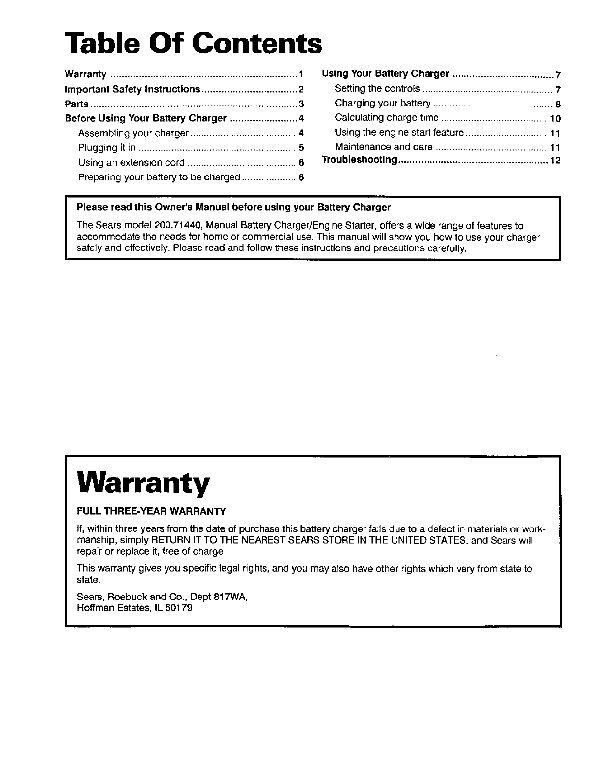 Winch And Battery Question Manual Guide