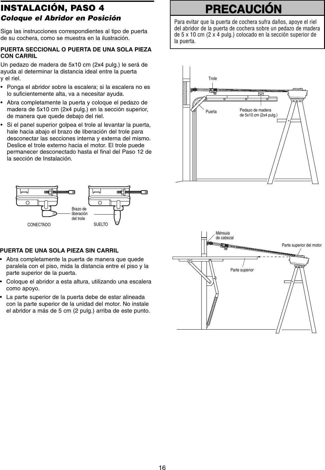 Sears 139 53960Srt Users Manual SRS DOM GDO 139.53960,53970 ... on
