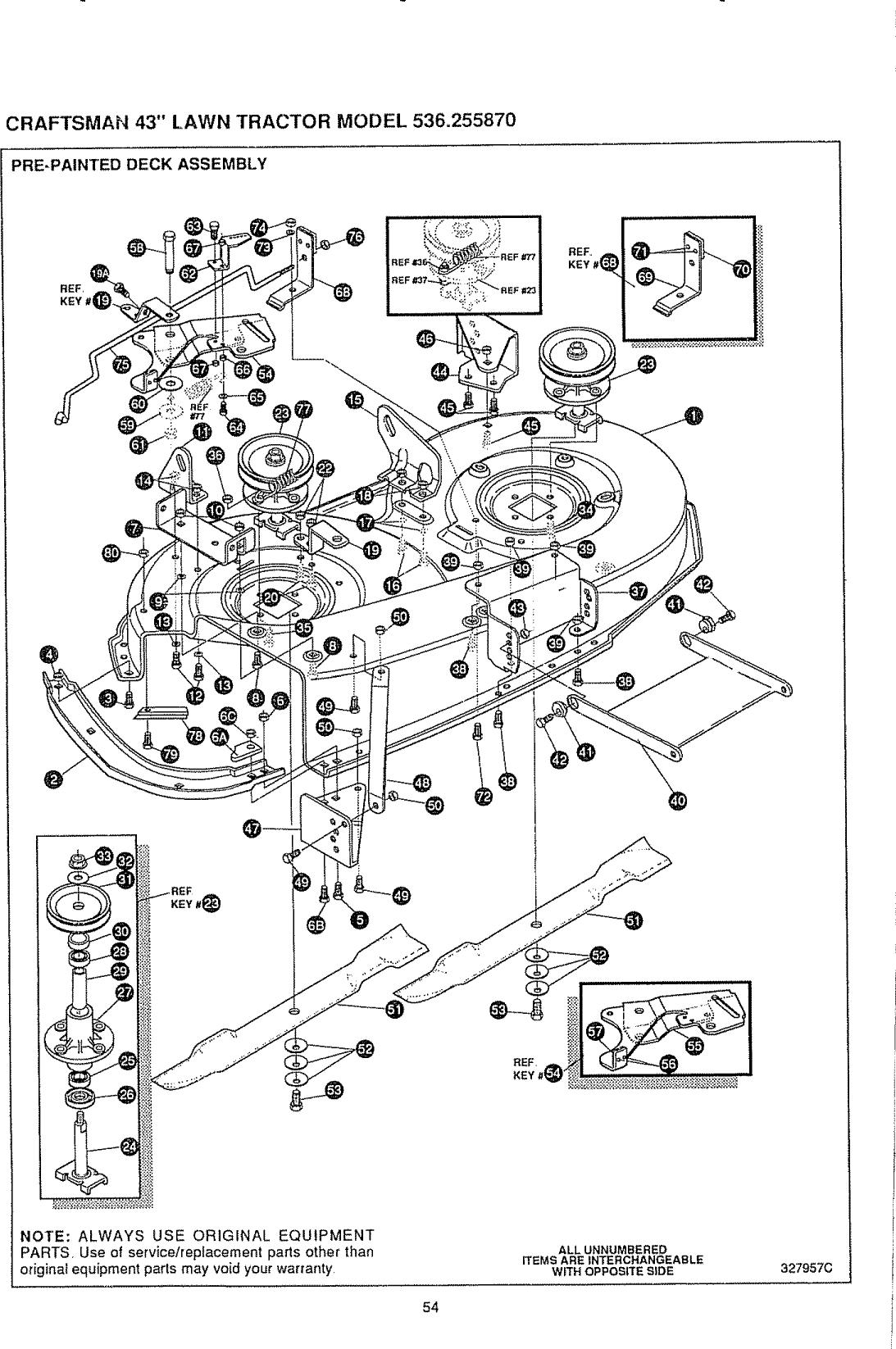 Sears 536 25587 Users Manual