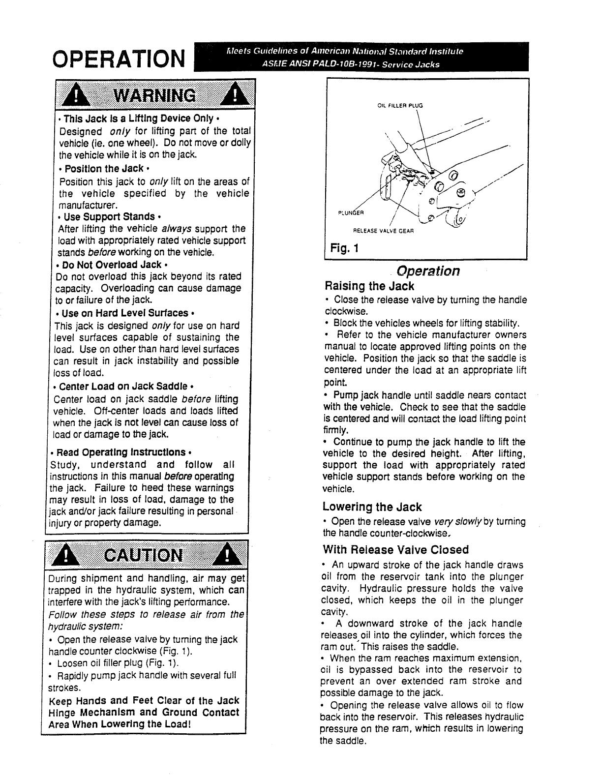 Sears 875 501152 Users Manual