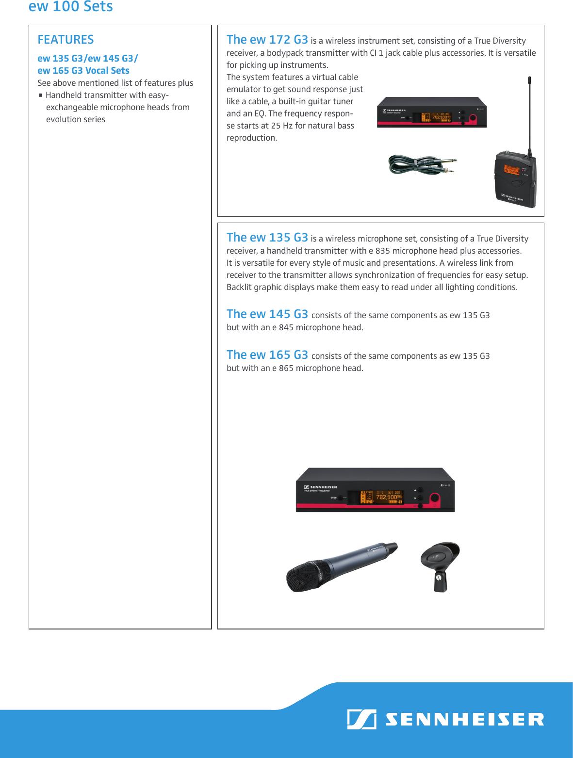 Sennheiser Ew 112 G3 User Manual To The 9c9346db df23 4d1a