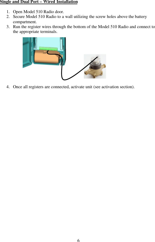 Sensus Metering Systems 520r 900mhz Dts Rf Module User