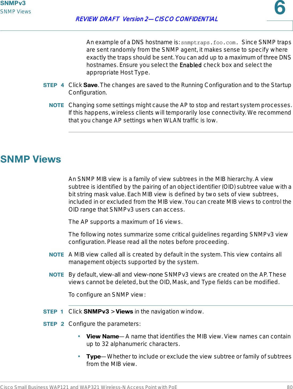 Snmpv3 Traps Cisco