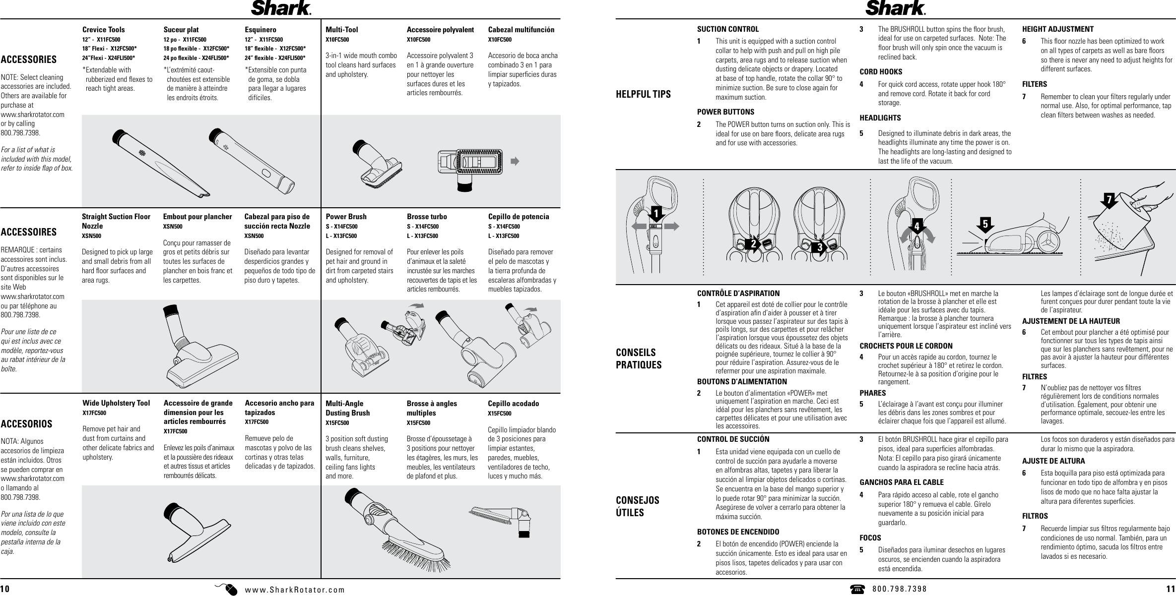 Shark Rotator Professional Lift Away Nv501 Users Manual Manual Guide