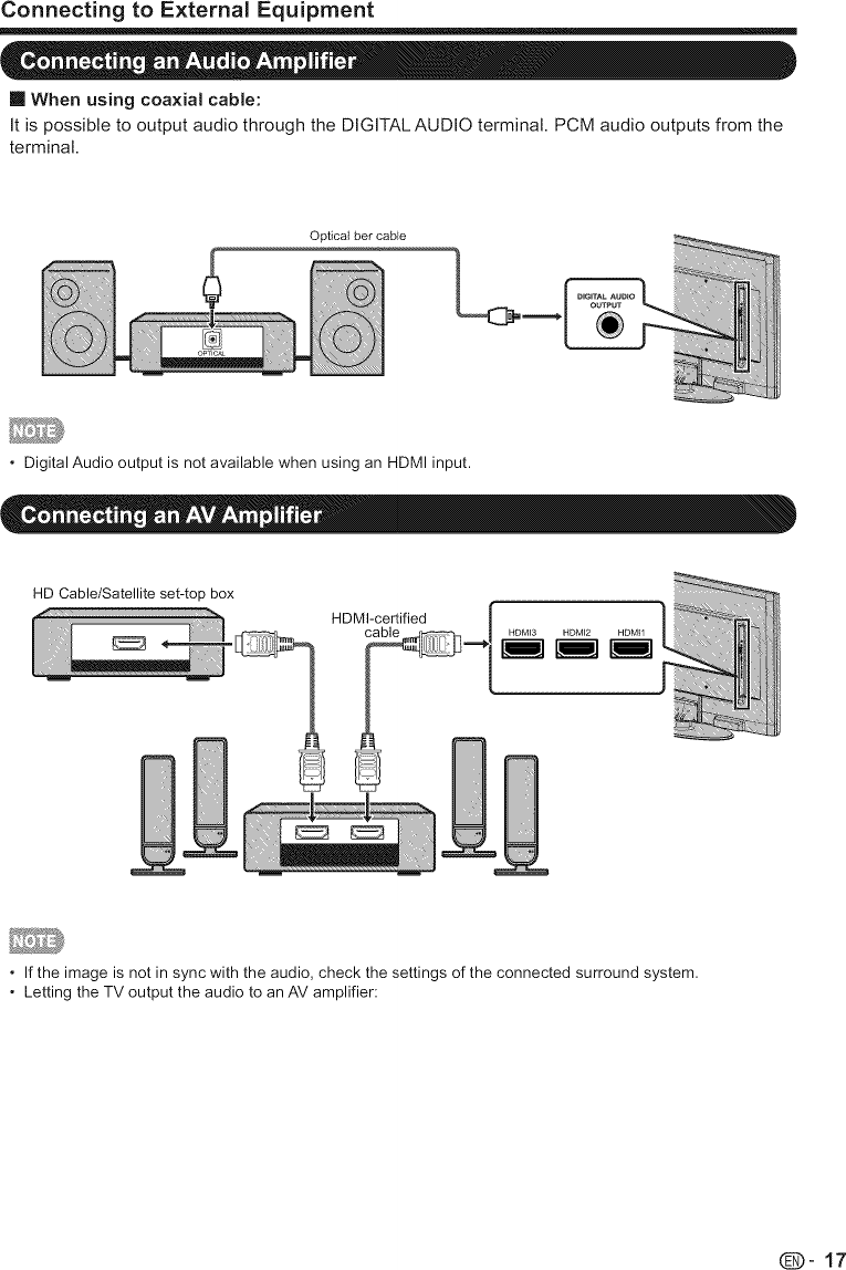 Sharp LC 60LE450U User Manual LED TV Manuals And Guides 1312084L