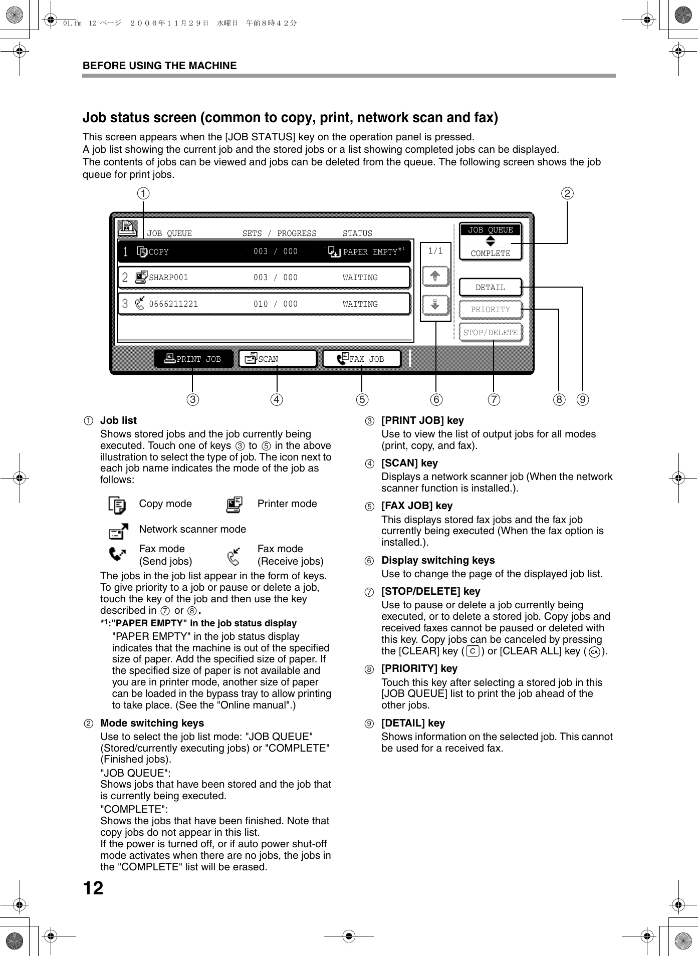 Sharp Ar M257 Owners Manual   M317 Operation Suite