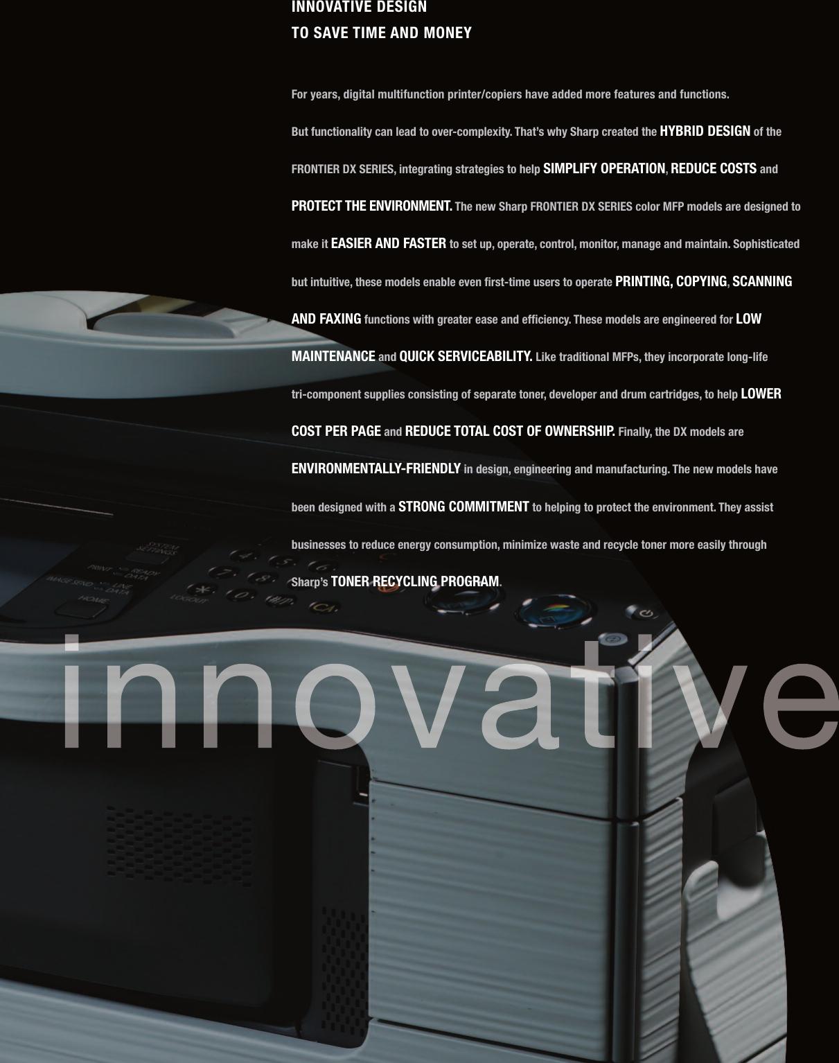 SHARP DX-C310 PRINTER PCL5C DRIVERS FOR WINDOWS