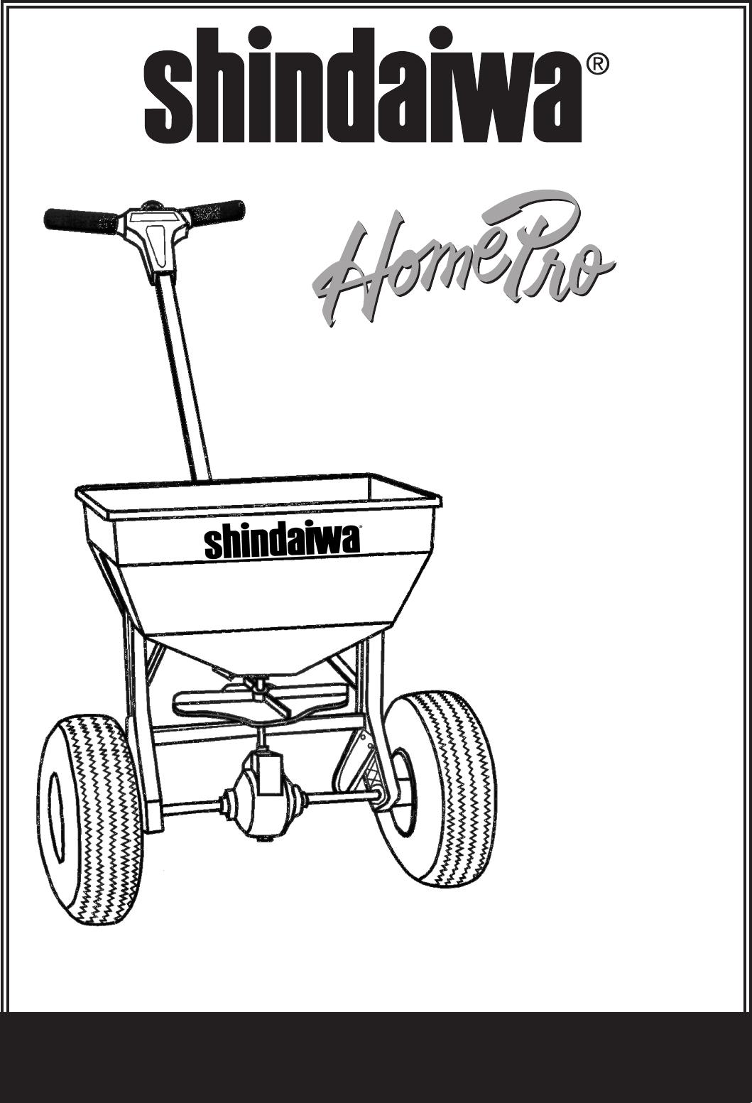 push Shindaiwa nut