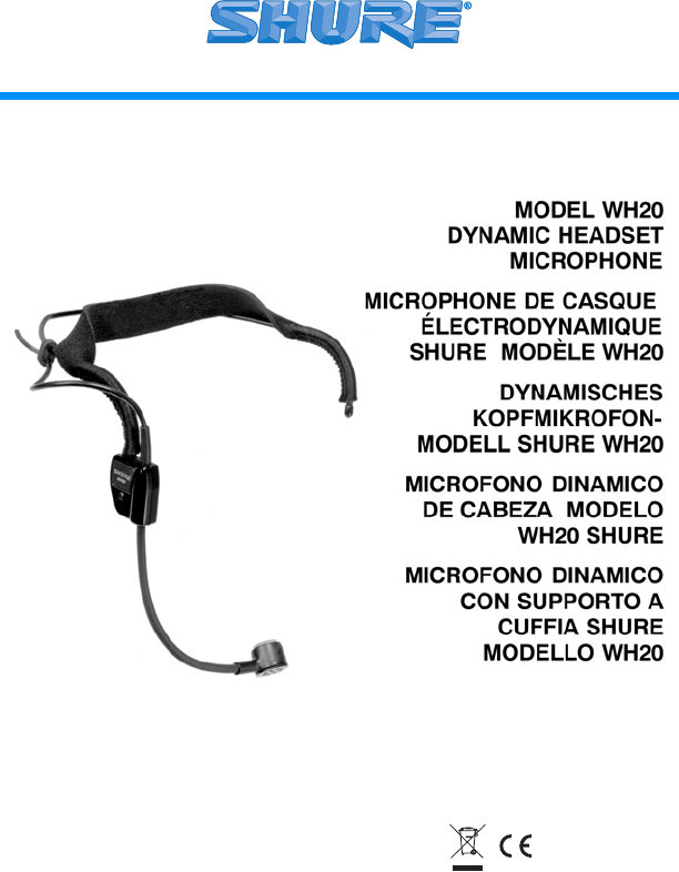 Plantronics Headset Microphones Manual Guide