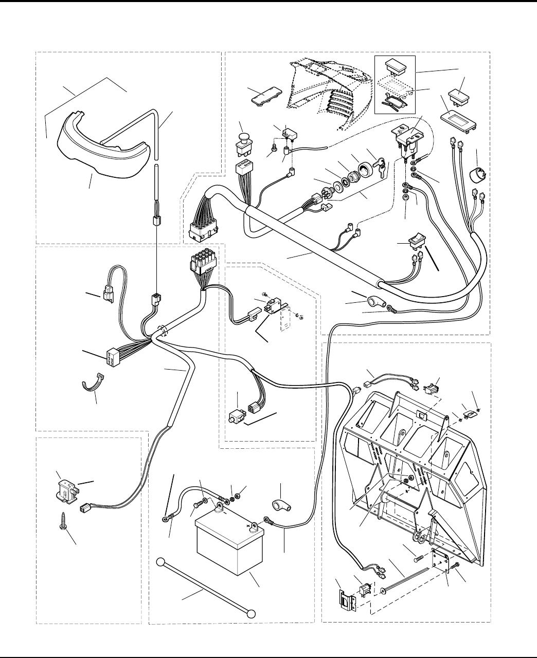 Simplicity Baron 2400 Parts Manual    Serieis