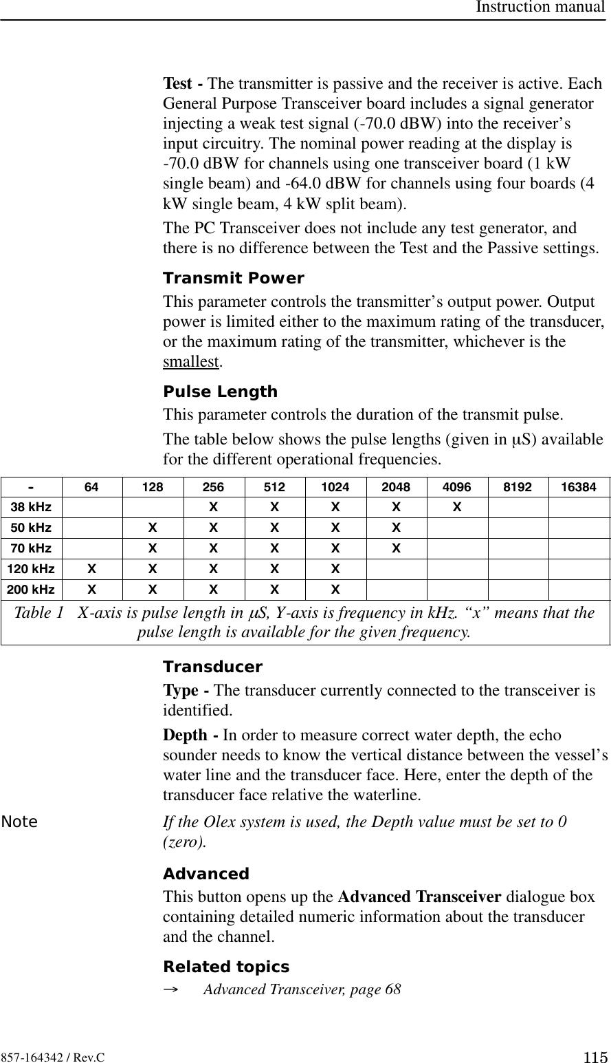 Simrad Eq60 Users Manual INM