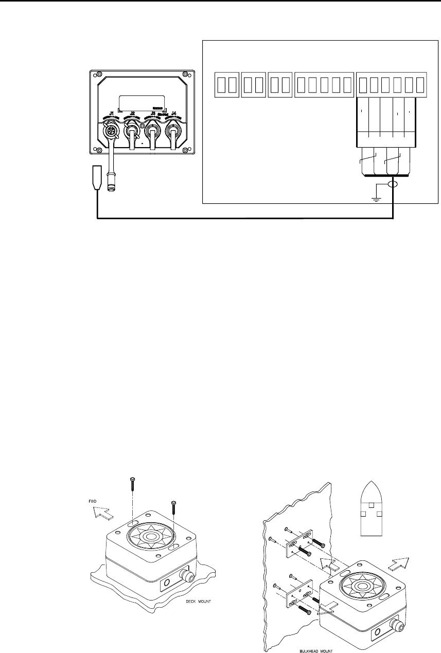 Simrad Autopilot Ap26 Users Manual 20221586b Ap27 Tx2 Winch Wiring Diagram Installation
