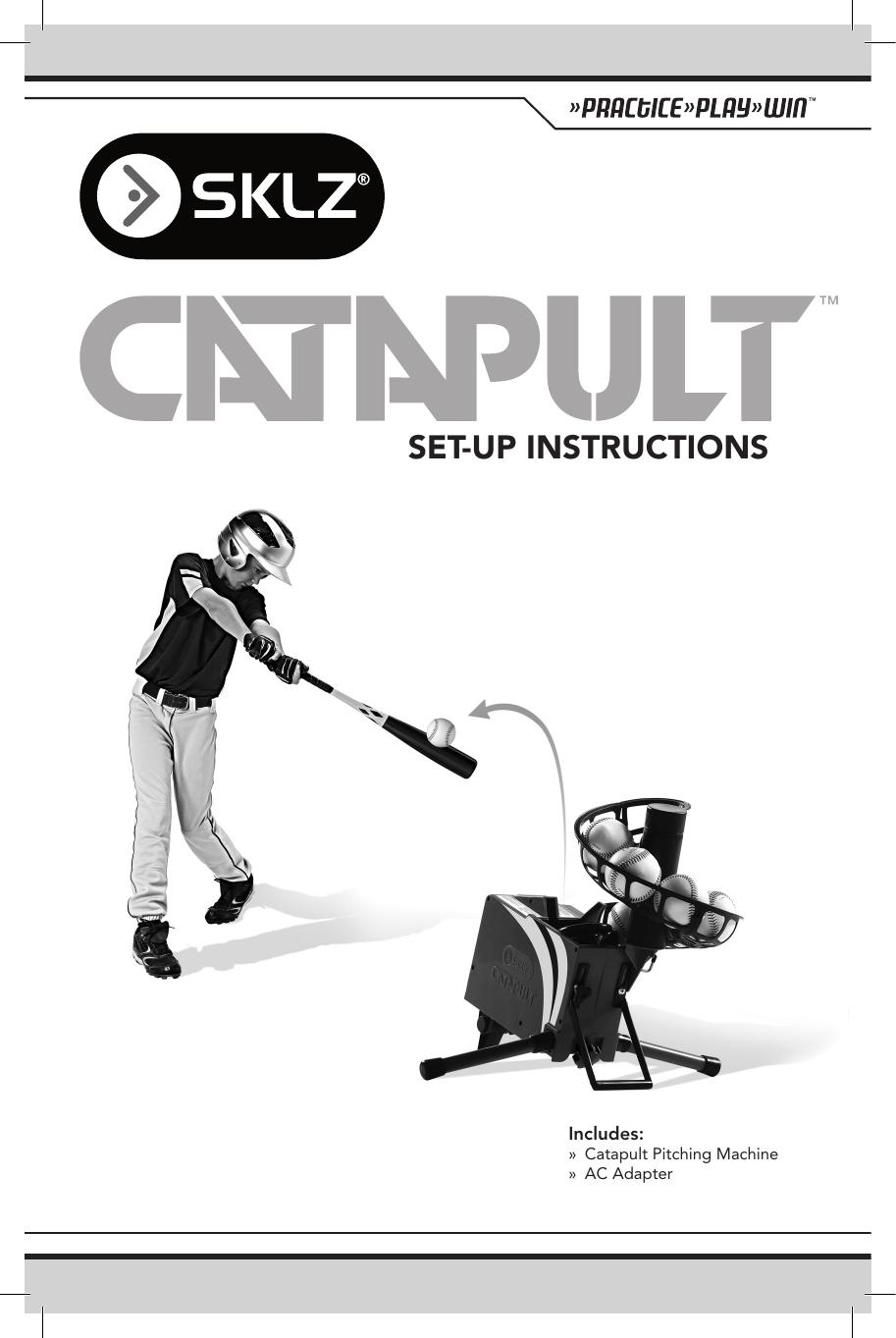 Traction Trebuchet Manual Guide