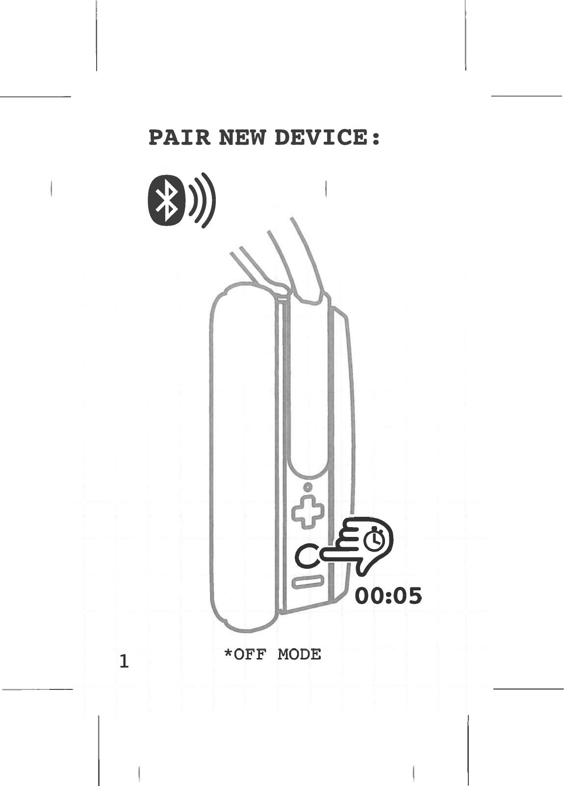 Skuandy S6CRW Crusher Wireless User Manual