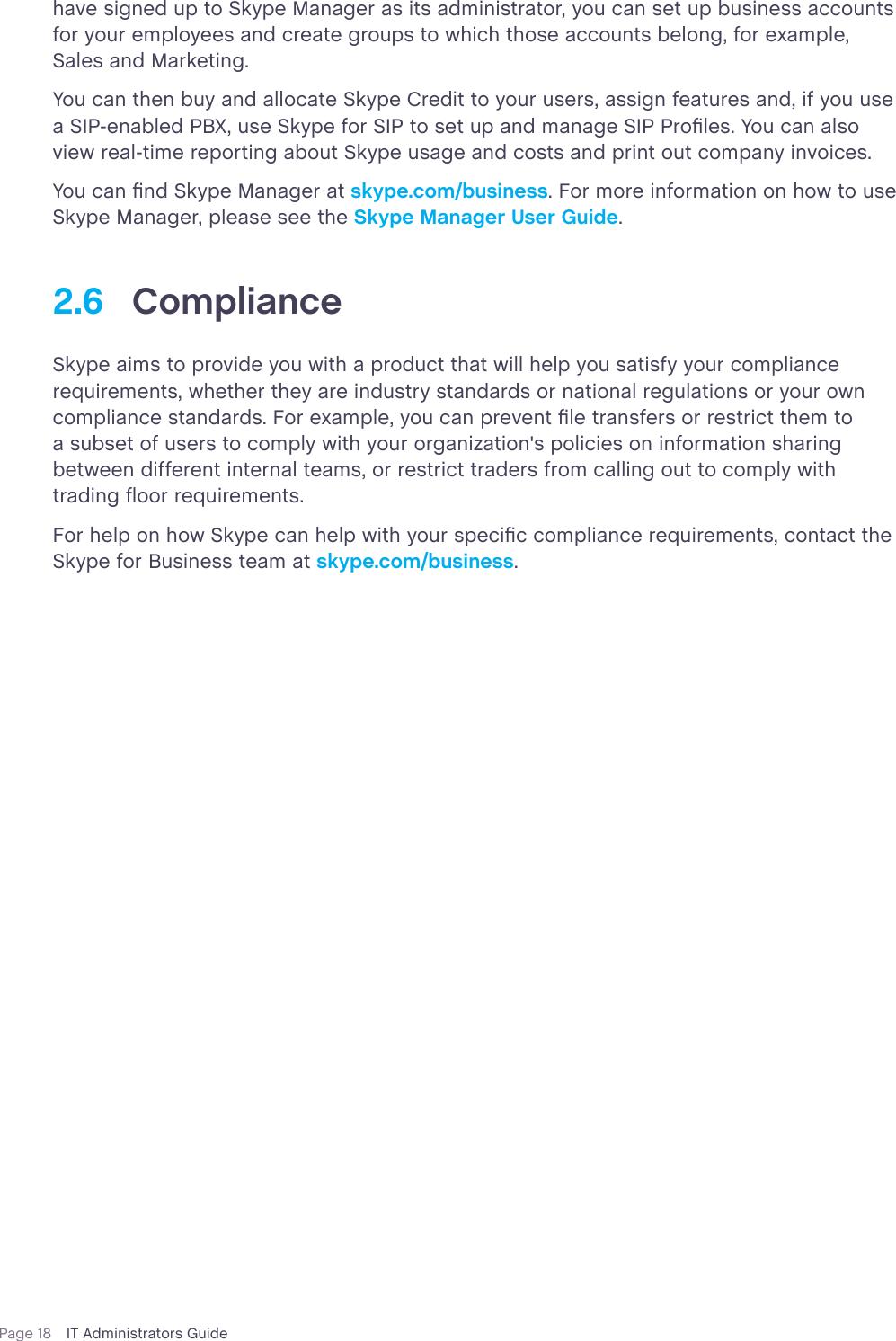 Skype 2 0 Administrators Guide