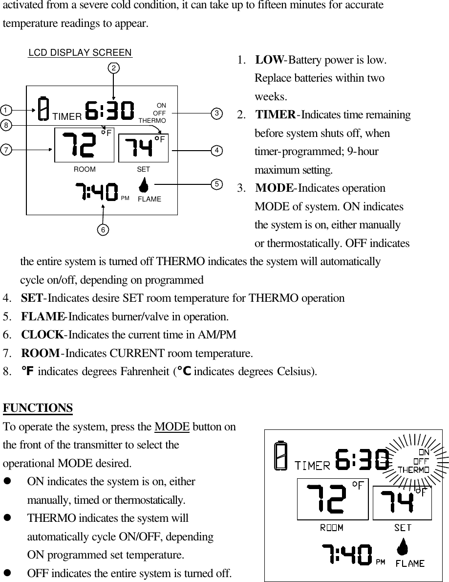Objects In The Sky And Relation To Time Manual Guide