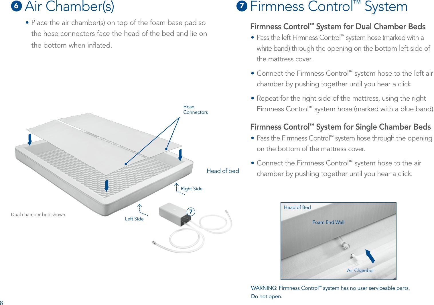 Sleep Number 5000 Universal Remote Control User Manual