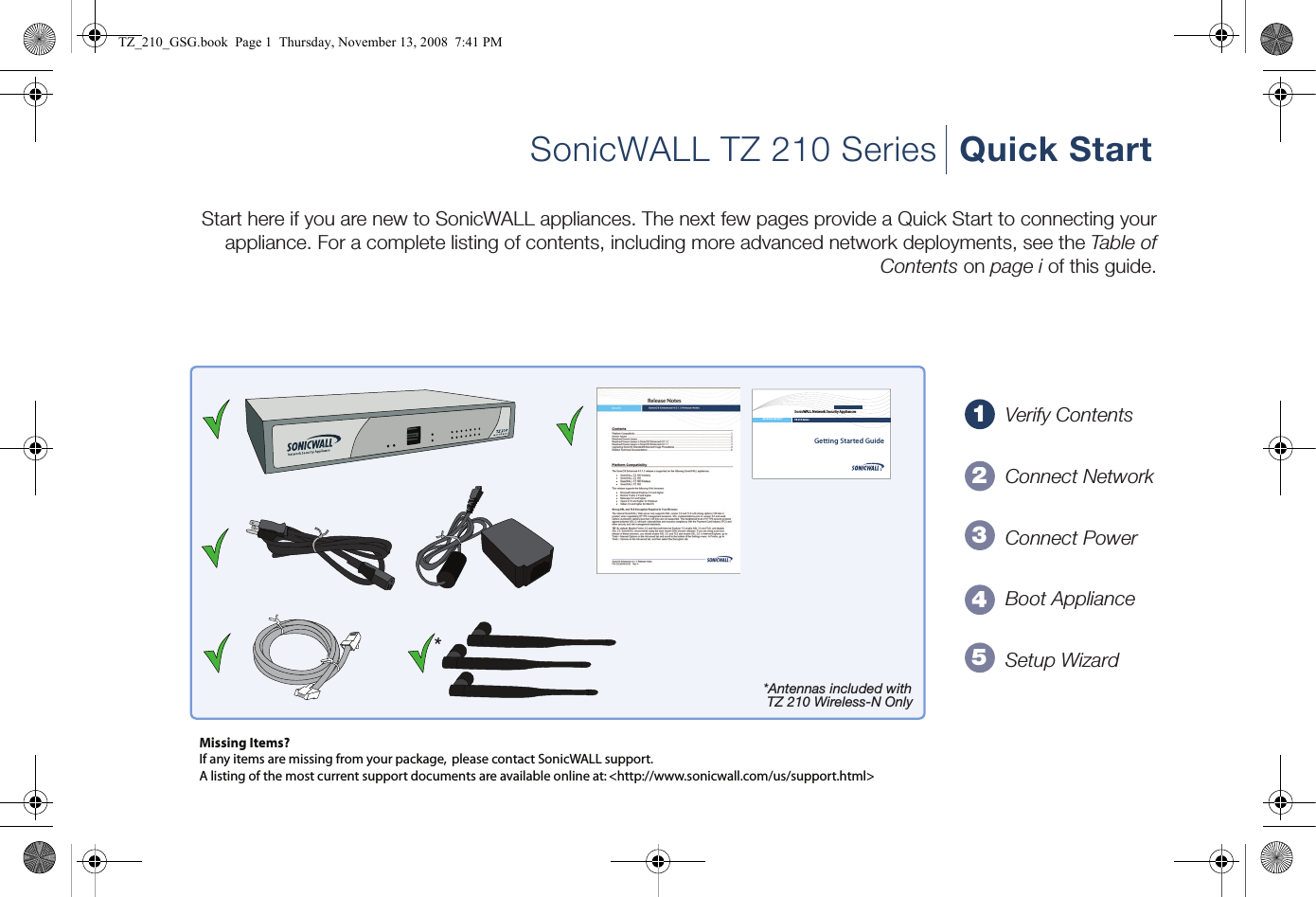 Technical Documentation - SonicWall