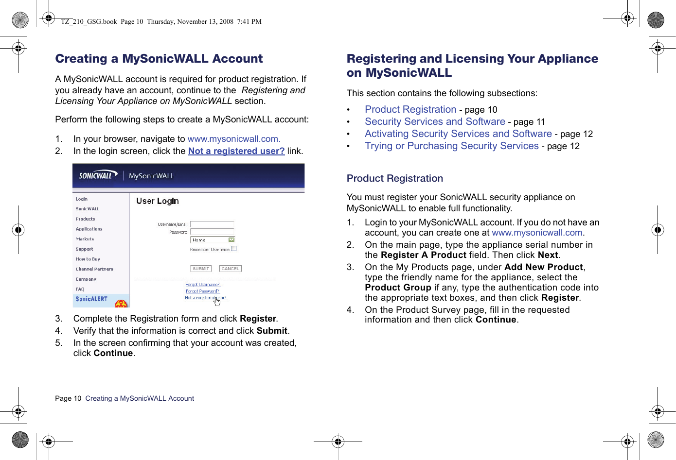 DELL SONICWALL ADMINISTRATION MANUAL Pdf Download