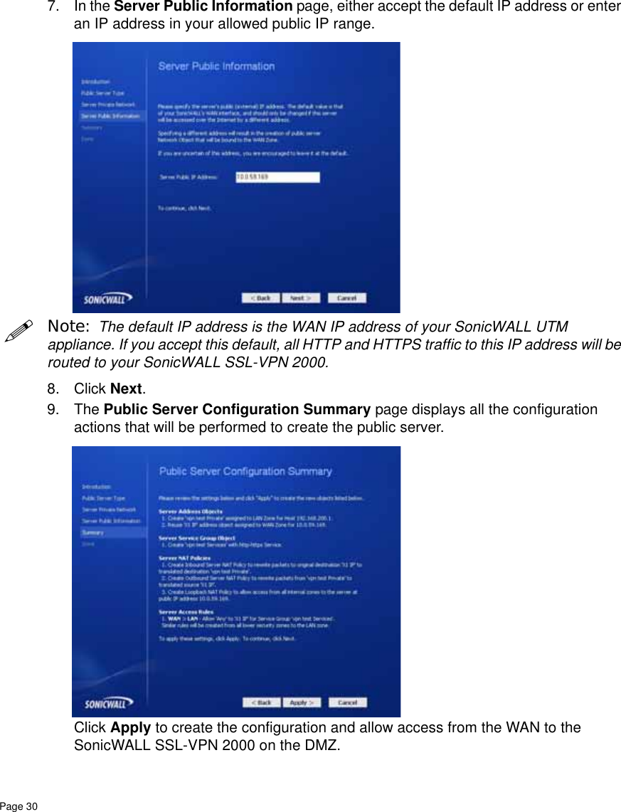 Sonicwall Secure Remote Access Solutions Ssl Vpn 2000 Users
