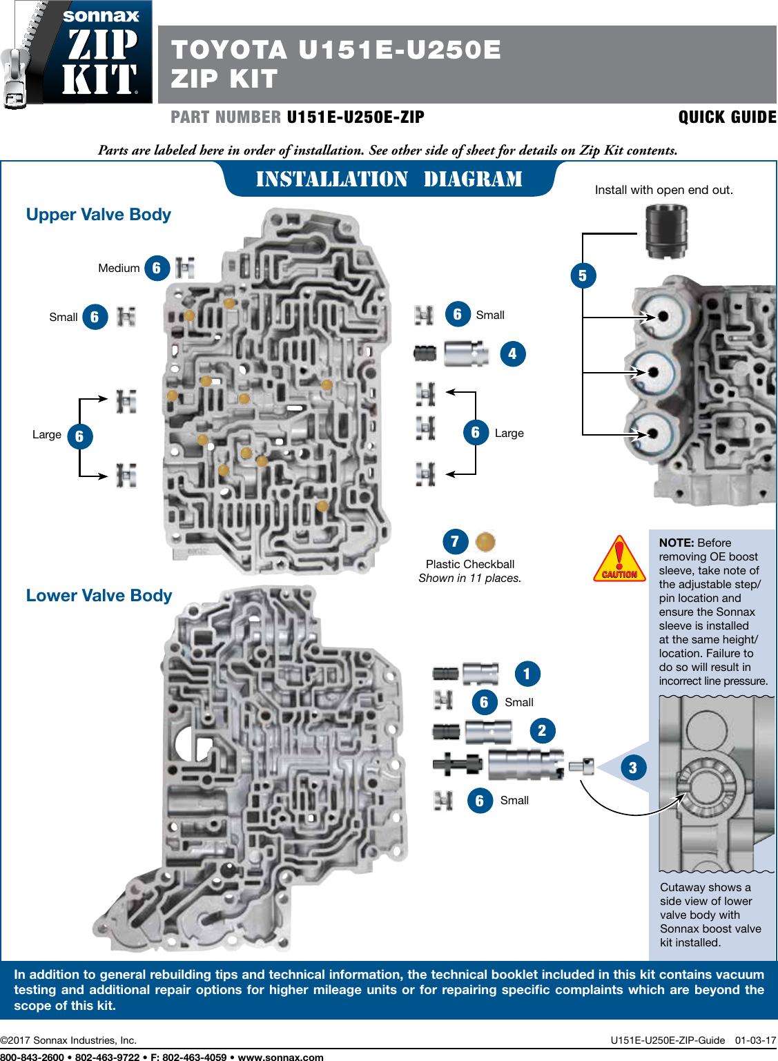 u250e transmission pdf