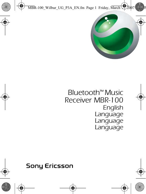 sony mobile communications dga 2002 bluetooth music receiver user rh usermanual wiki Sony TV Repair Manual Sony M 80 Manual