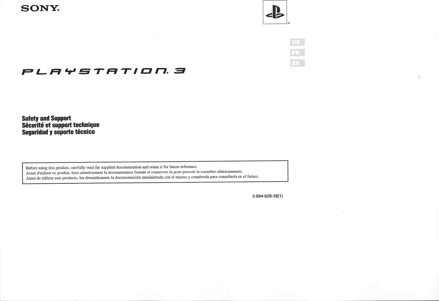 sony cbeh100z playstation 3 user manual ps3 1001 rh usermanual wiki playstation 3 user guide pdf playstation 3 user's guide
