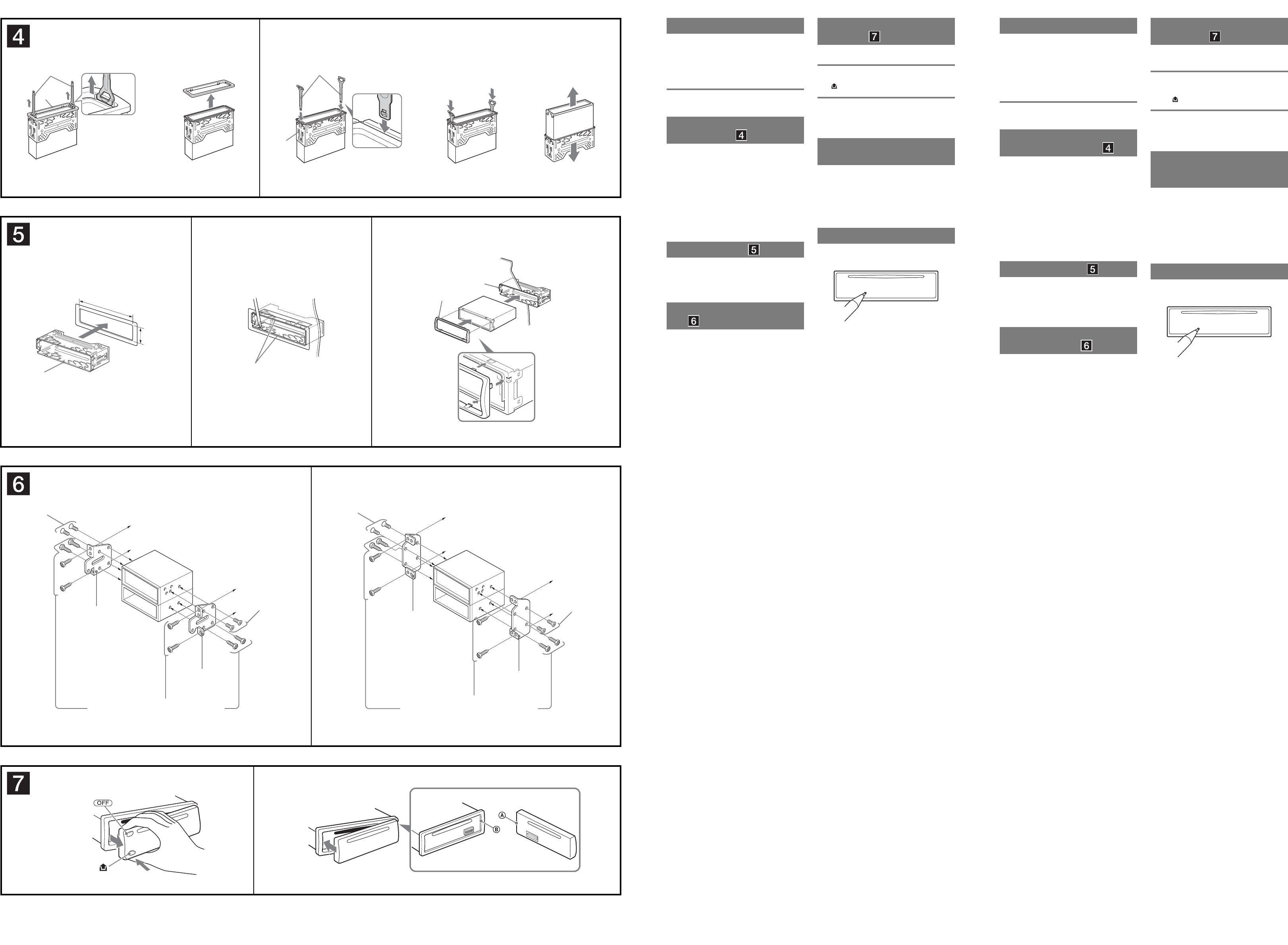 sony cdx gt32w wiring diagram sony cdx gt22w gt32w gt22w user manual installation connections  sony cdx gt22w gt32w gt22w user manual