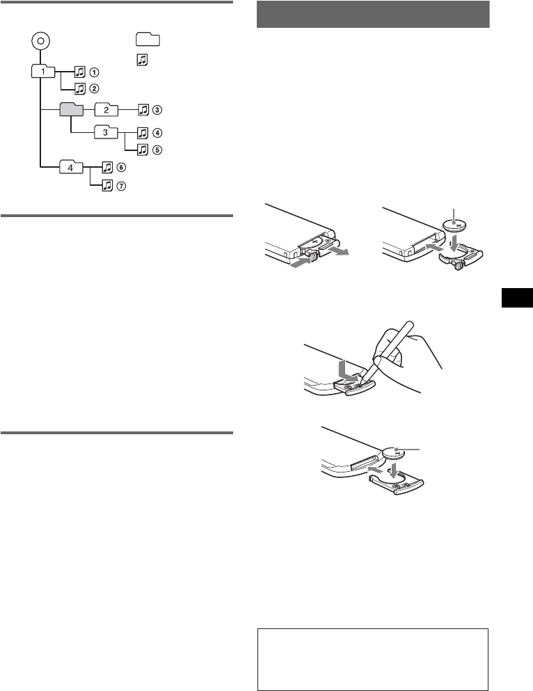 Sony Cdx Gt22w Gt32wgt22w User Manual Operating Instructions