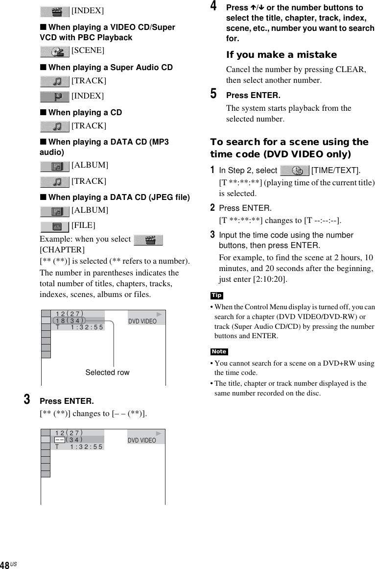 Sony DAV FX10 User Manual Operating Instructions DAVFX10