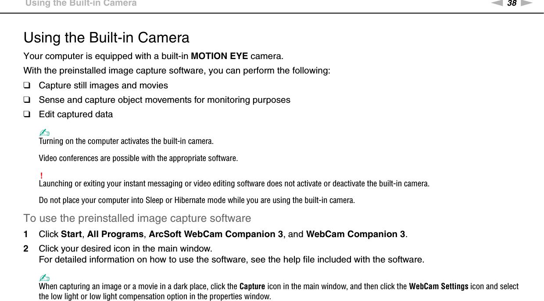 Motioneye Documentation