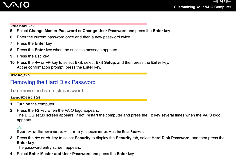 Sony PCG4L1L Notebook PC User Manual 3960 AP HWG