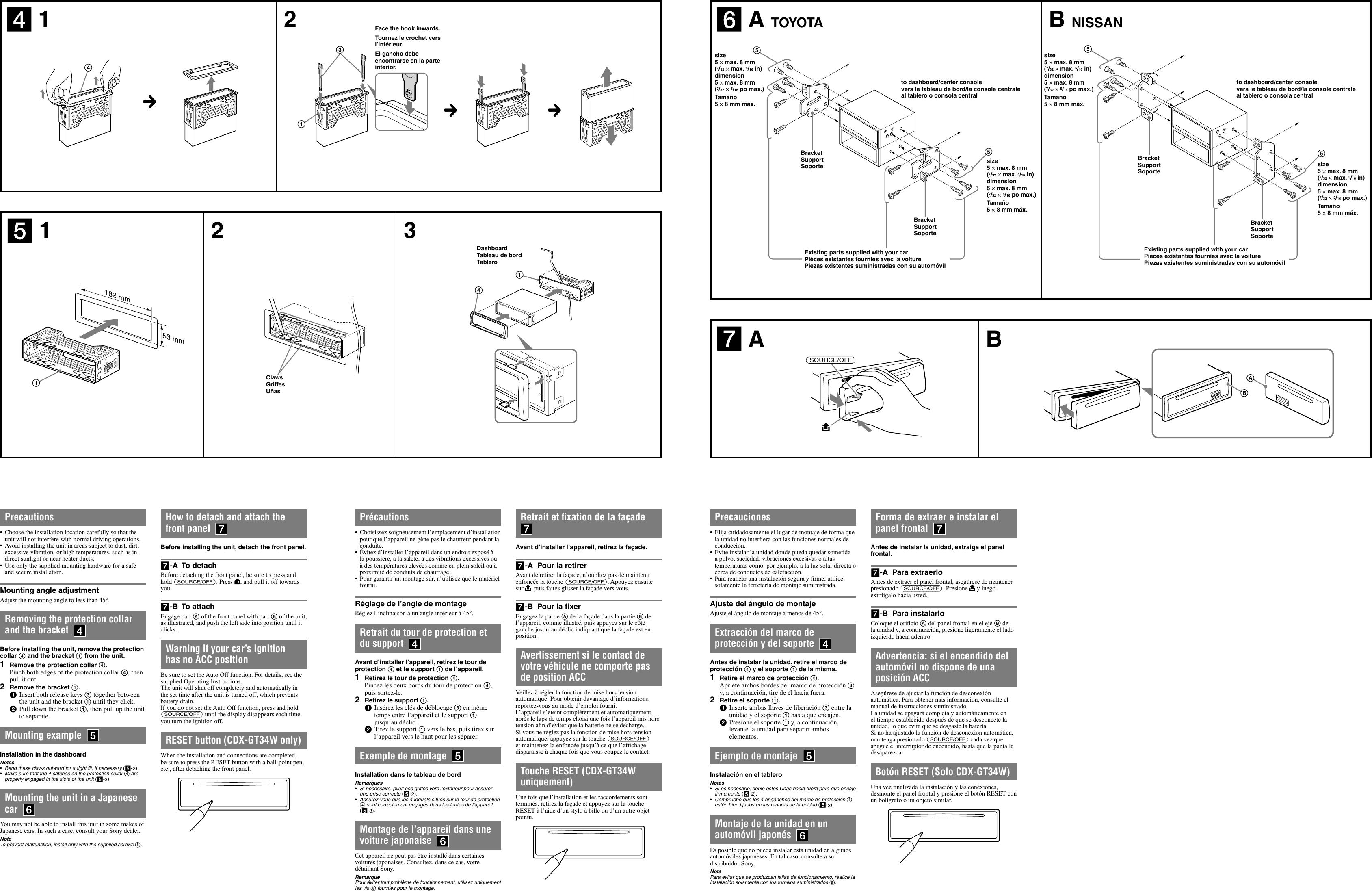 Sony Cdx Gt33w Wiring Diagram