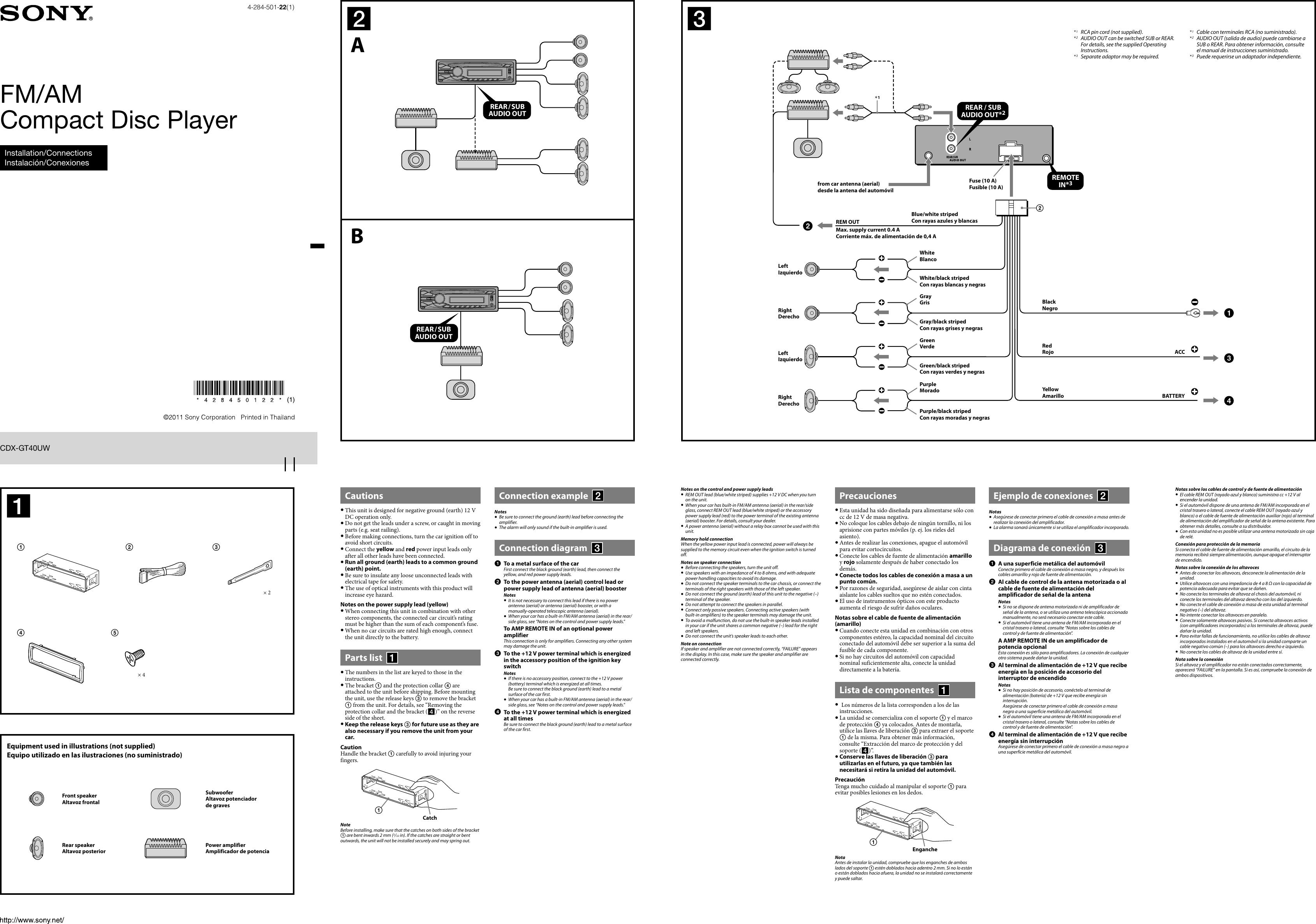 Diagram  Sony Explode Cdx Gt40uw Wire Diagram Full