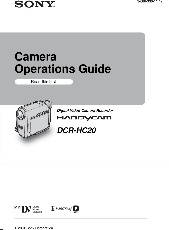 Sony DCR-HC23E im Vergleich