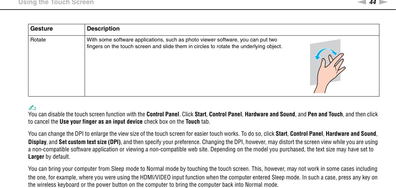 Sony Vpcl116Fx B Users Guide VPCL11 Series