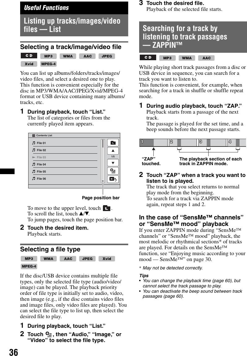 Sony Xnv L66Bt Users Manual L77BT/770BT/L66BT/660BT
