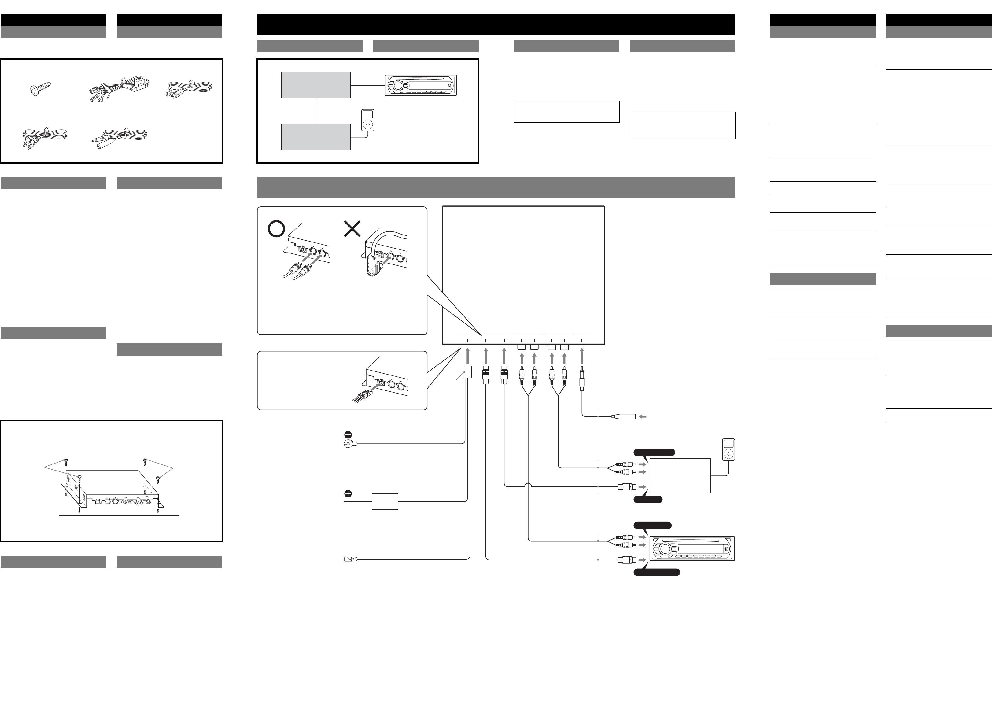 Sony Xt 100Hd Users Manual Sony Cdx Gt Wiring Harness on sony cdx-gt710 wiring, sony wiring diagrams, sony cdx-f50m, sony cdx-gt540ui, sony cdx-gt300, sony 52wx4 wire diagram,