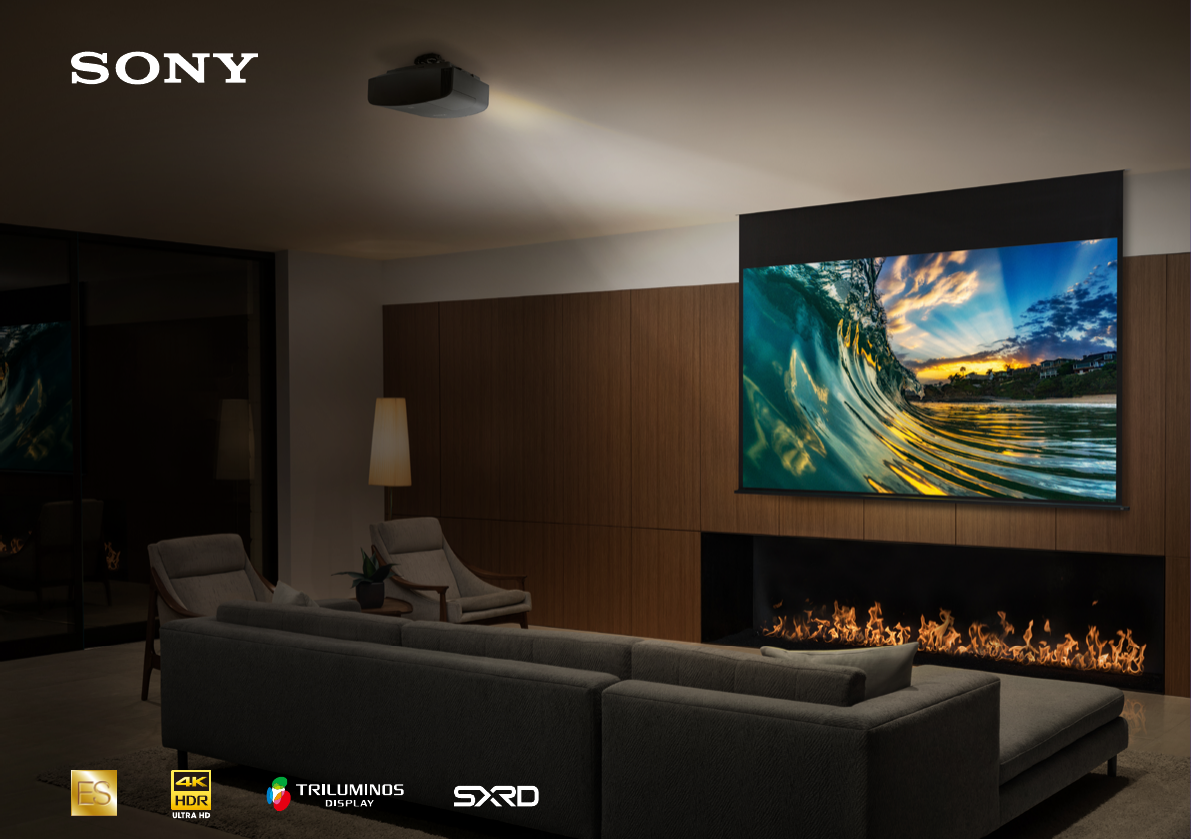 Sony Vpl Hw45 User Manual 2017 Home Cinema Projectors Brochure  # Meuble Tv Sony Home Cinema