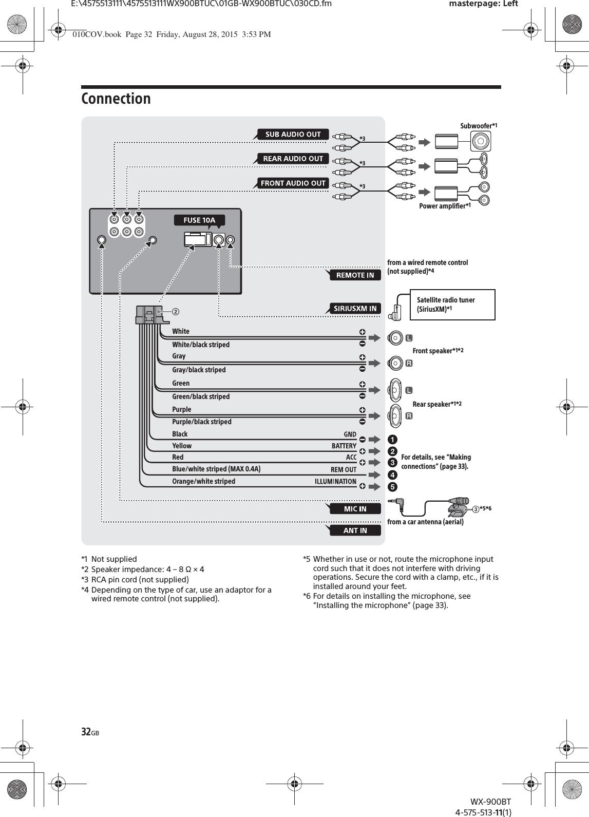 Mk3 Sony Amp U0026 Sub Install Help Manual Guide