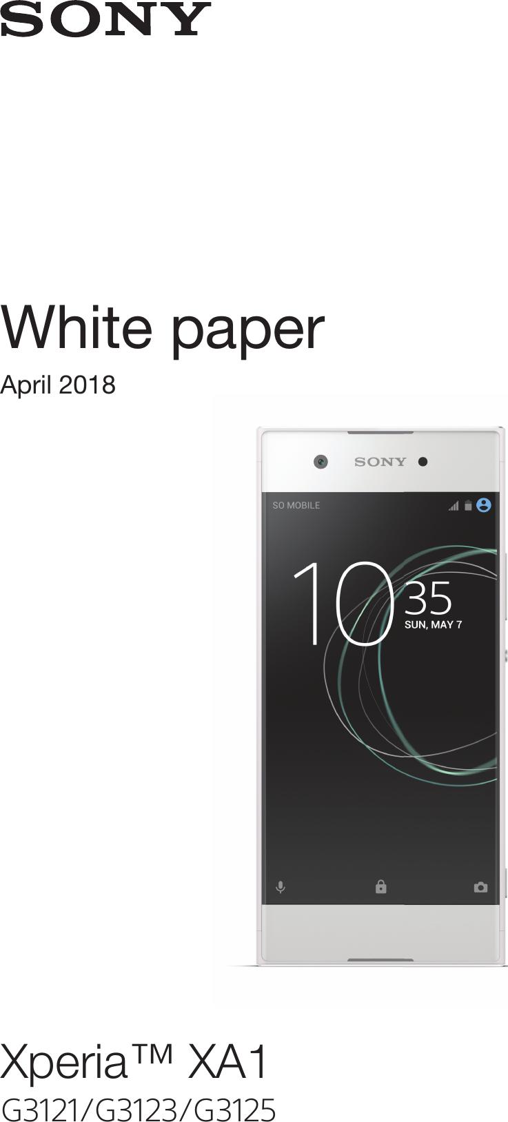White Paper Whitepaper EN G3121 G3123 G3125 8