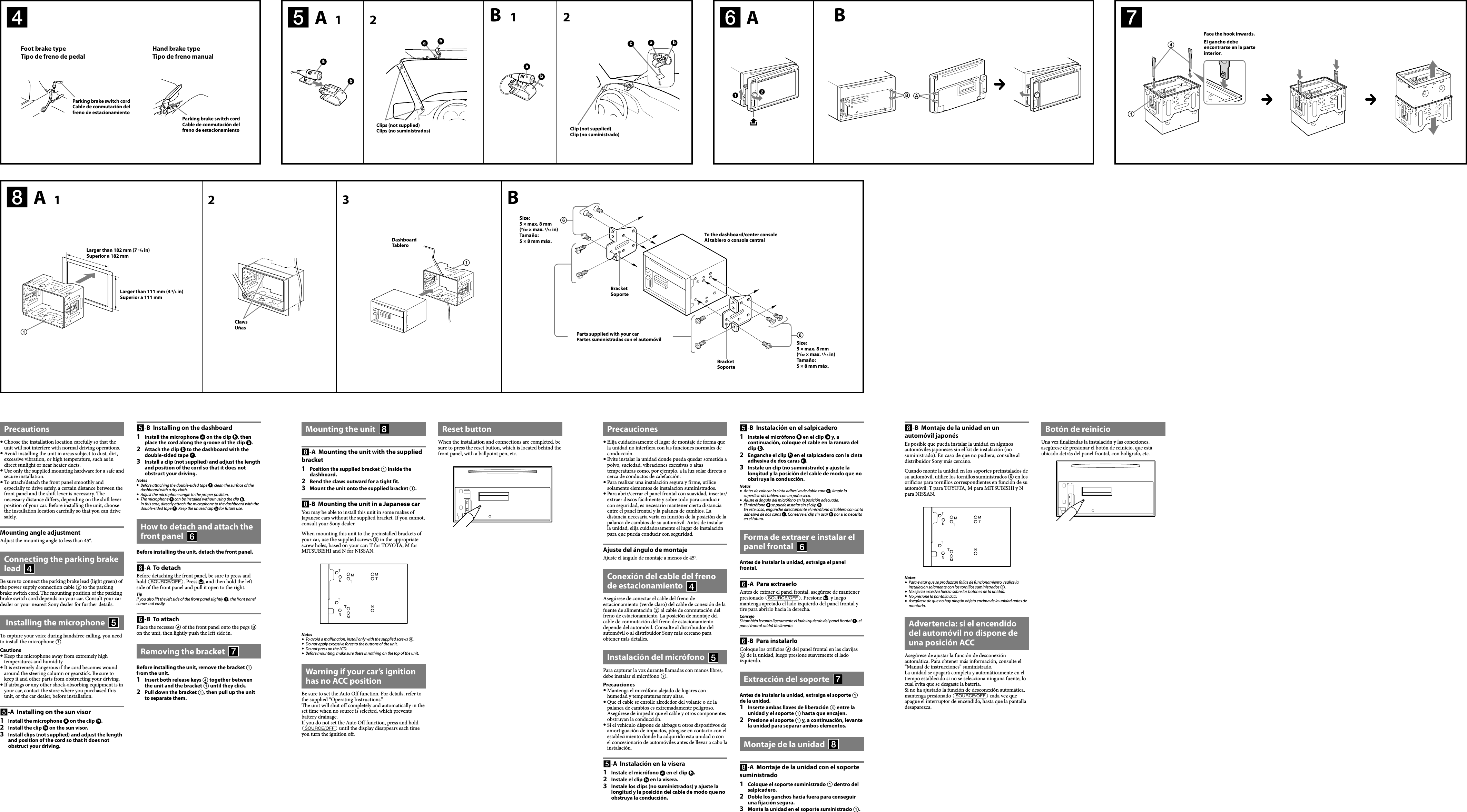Sony Xav601bt Wiring Diagram Xav 70bt 601bt User Manual Installation Connections Design