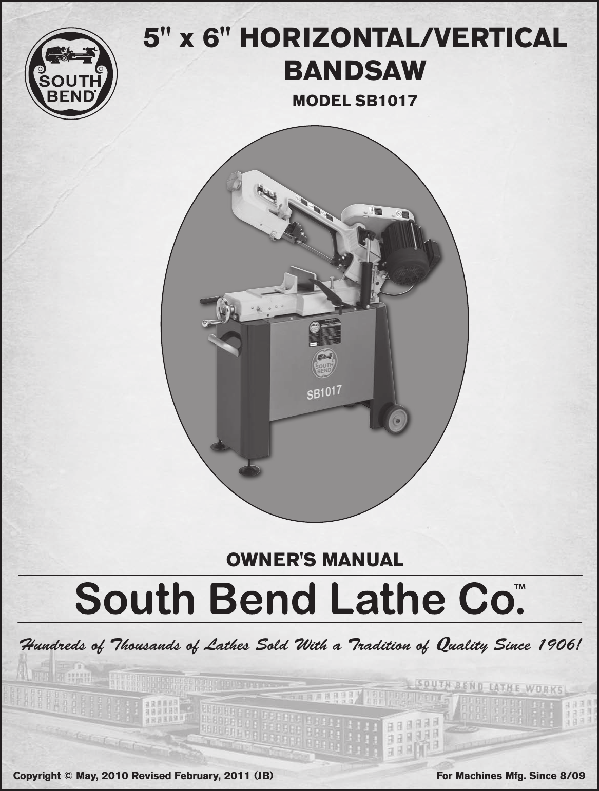 Southbend Sb1017 Users Manual South Bend Lathe Wiring Diagram
