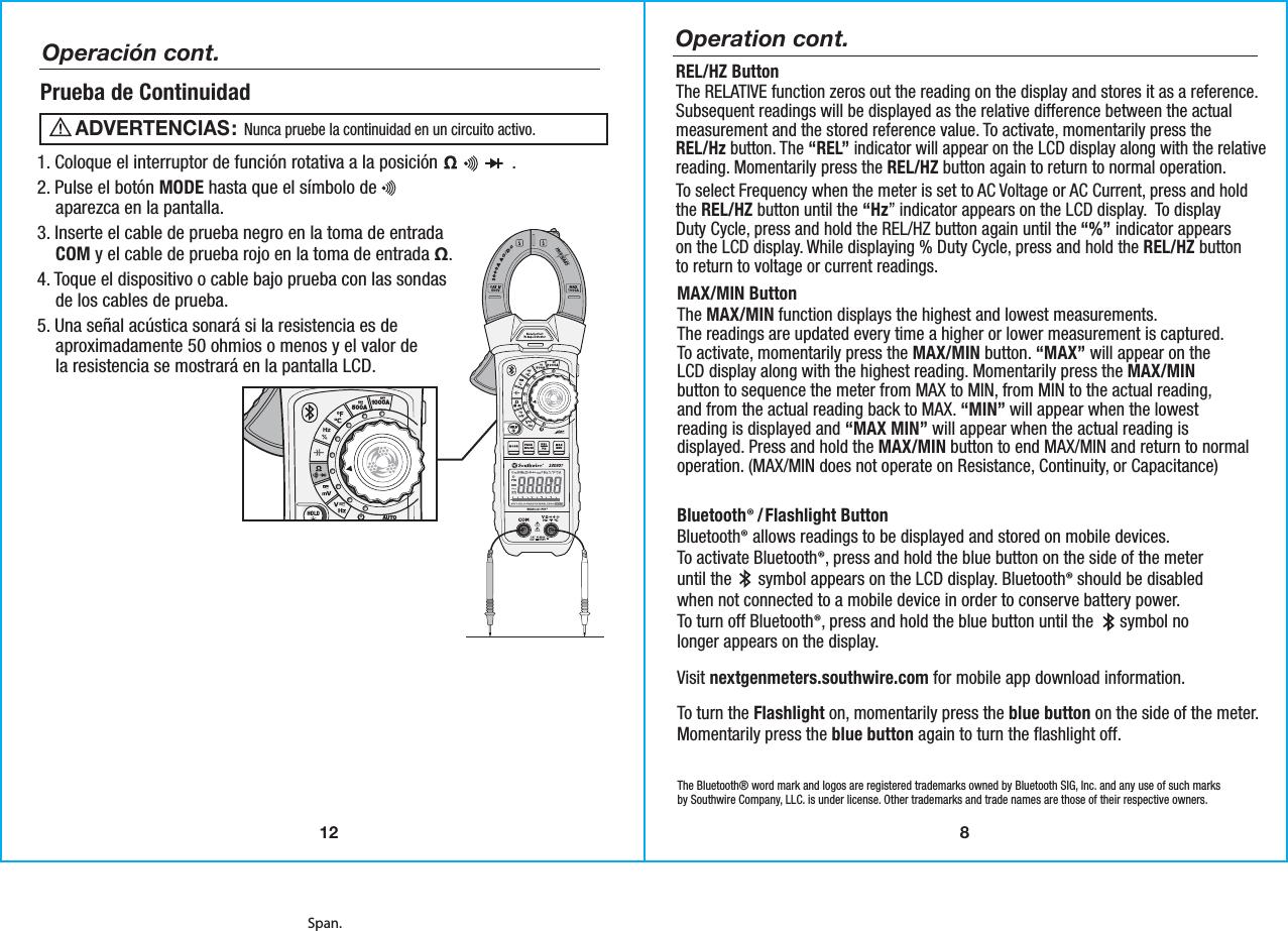 Nice Microfarad Symbol On Meter Mold - Electrical Diagram Ideas ...