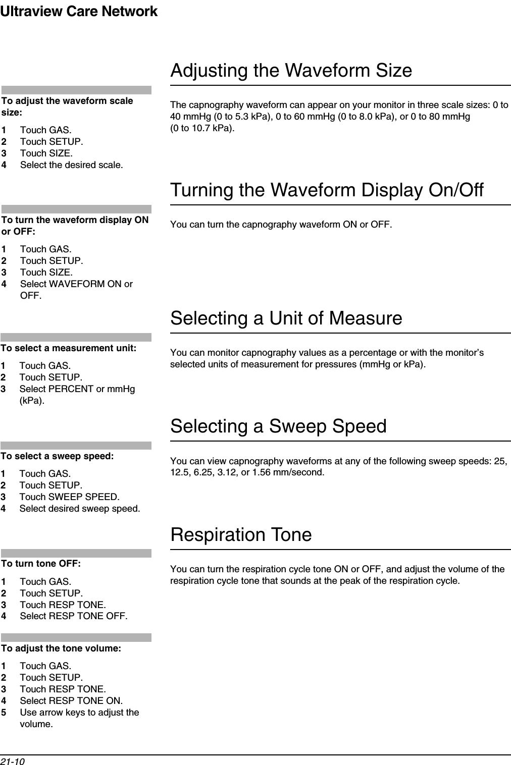 Capnography Waveform Cheat Sheet
