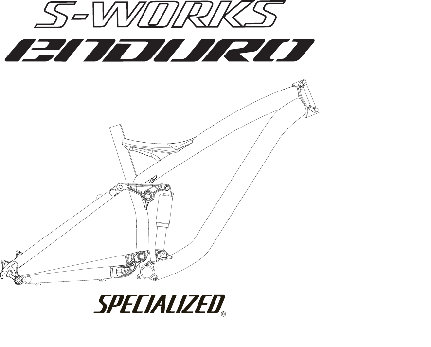 Specialized Enduro Home Gym Users Manual