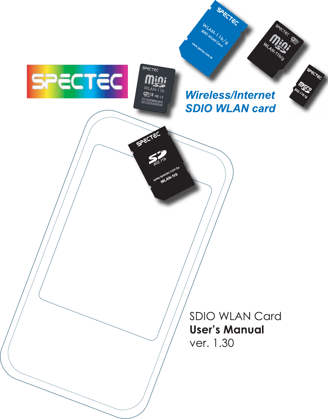 SPECTEC SDIO WLAN CARD DOWNLOAD DRIVERS